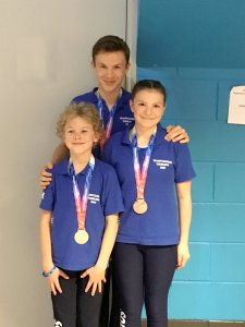 Medal haul for Okehampton Flyers in Birmingham
