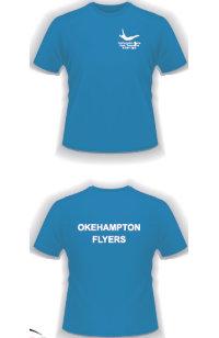 Okehampton Flyers Club t-shirt