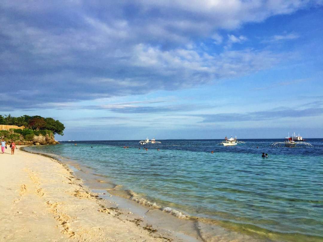 Picture of Alnoa Beach on Panglao Island