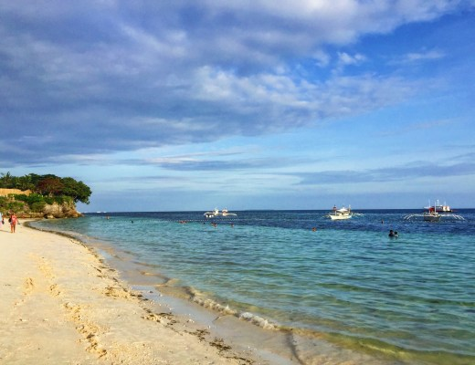 Picture of Alnoa Beach on Panglao Island