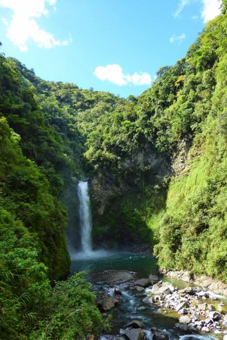 Tappiya Falls.