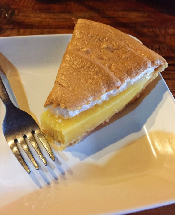 Lemon Pie in Sagada.