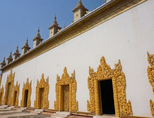 Atumashi Kyuang Monastery, Mandalay