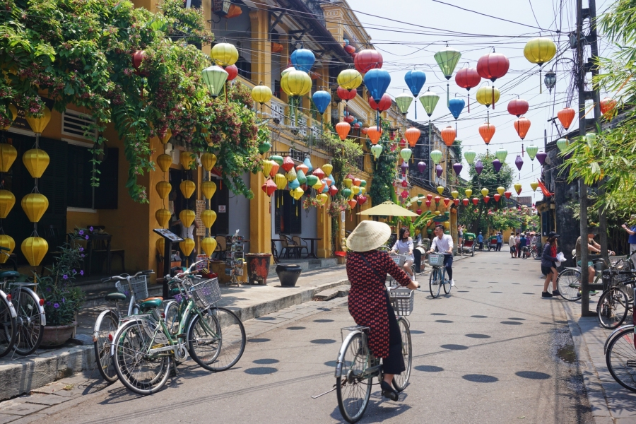 Hoi An, Vietnam, history, ancient, street scenes