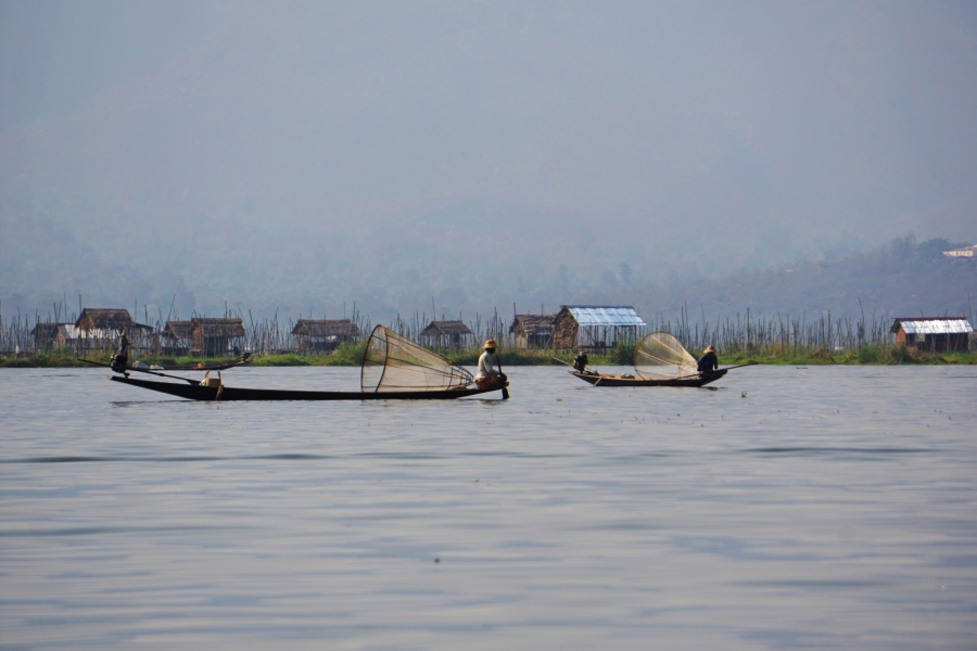 Inle Lake, Myanmar, Shan State, fishing, trekking, culture