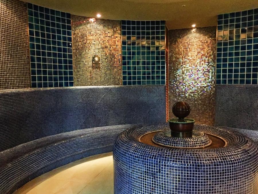 Roman Sauna at Spa Land