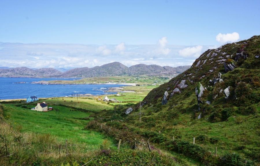 Ballydonegan Bay on the Beara Peninsula