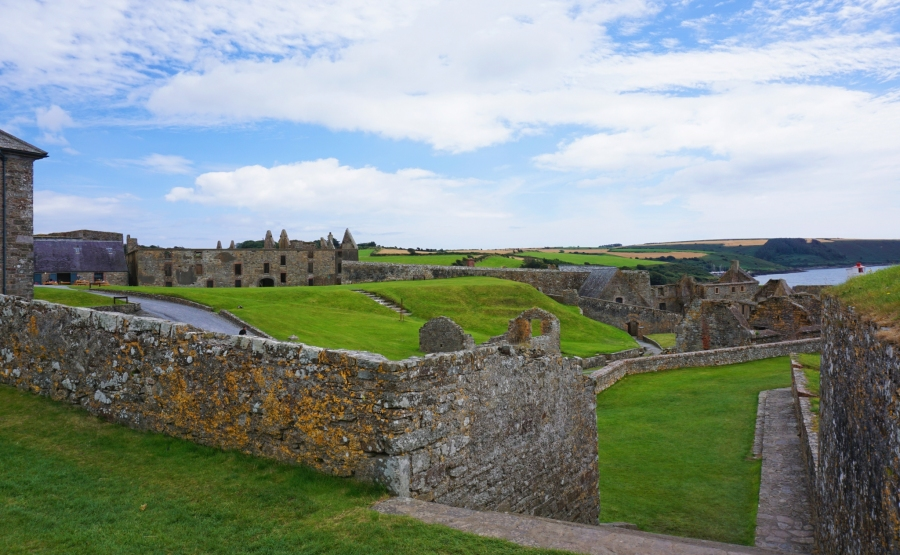 Charles Fort, Kinsale, Ireland is great for a history lesson about Oliver Cromwell.