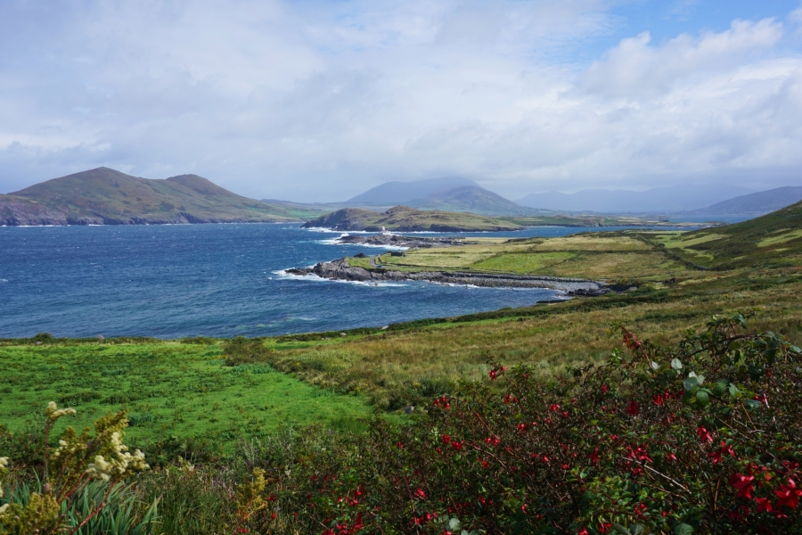 Valentia Island in County Kerry, is off the tourist track and a beautiful place to discover.