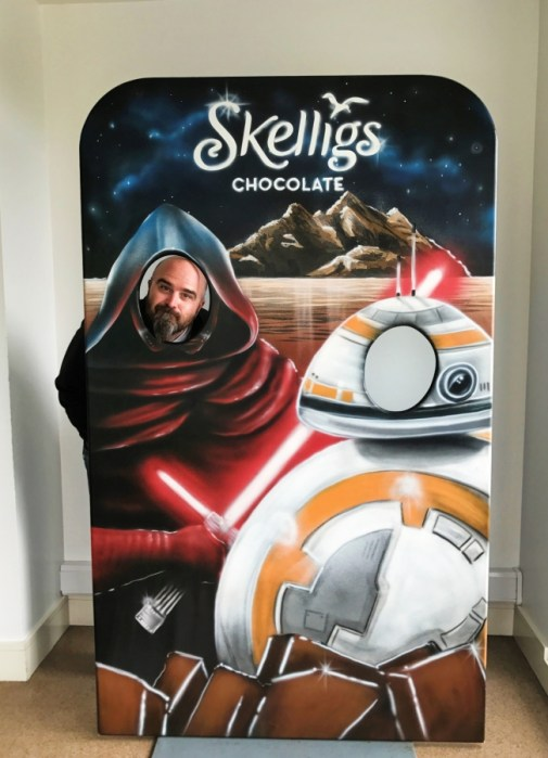 The Skellig Chocolate factory is not to be missed on the loop just south of the main Ring of Kerry.