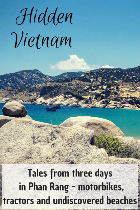 Get off the beaten path and discover a beautiful coastal area of Vietnam not many tourists get to. You will be rewarded by the stunning beaches and gorgeous landscapes explorable by motorbike.