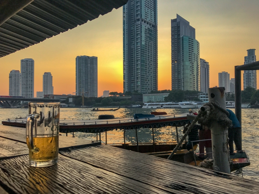 Jack's Bar, Bang Rak, Bangkok