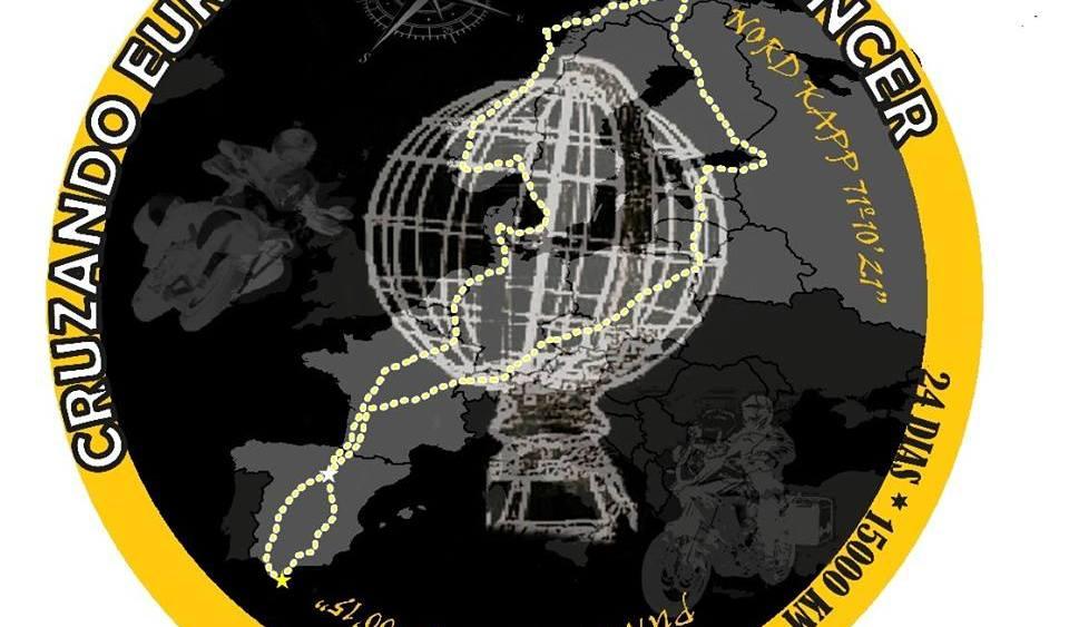 cruzando europa contra el cancer