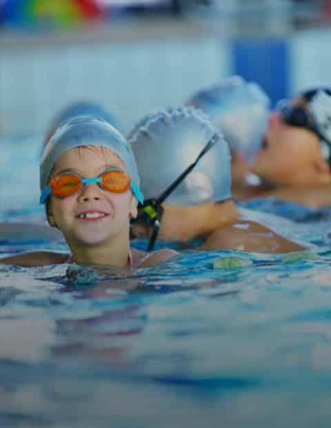 Escuela de Natación | Actividades Okeymas Fitness Club
