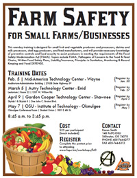 Farm Safety for Small Businesses