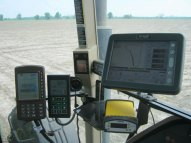 My RTK and auto steer systems.