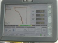 The RTK system in my tractor.