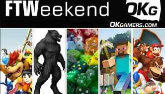 FTWeekend: Minecraft, Smash Bros., Board Games and Werewolf LARP