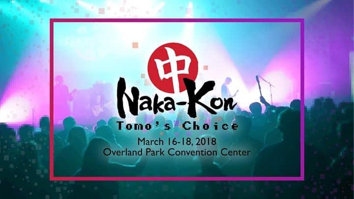 Naka-Kon 2018