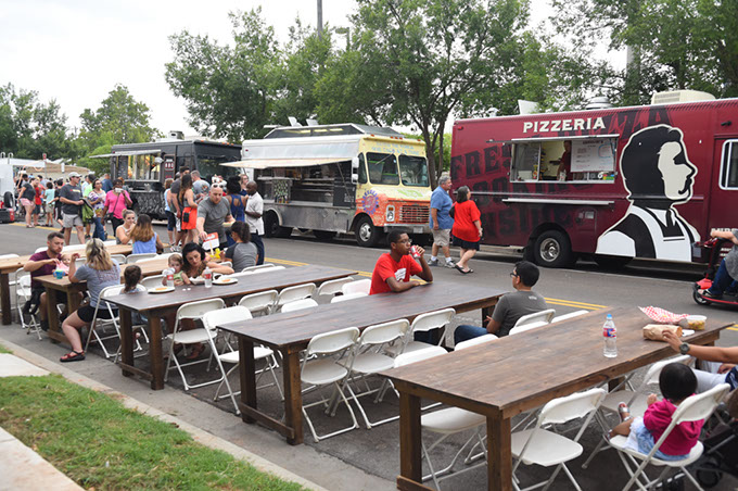 Guidelines For Food Trucks Oklahoma