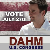 Nathan Dahm Campaign: Social Networks