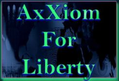 AxXiom For Liberty Live on Rule of Law Radio Friday Dec. 9 6-8pm CST
