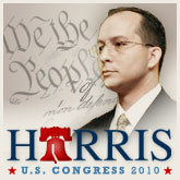 Oklahoma:  RJ Harris endorsement from Sooner Republican Assembly