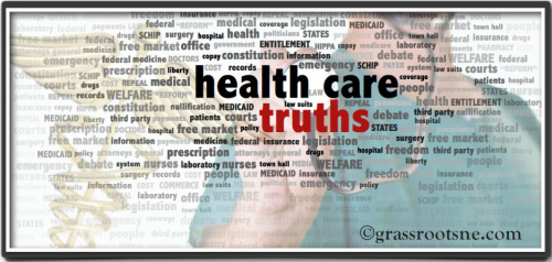 Dr. Shannon Grimes:  Politicians won't find Solutions for Health Care