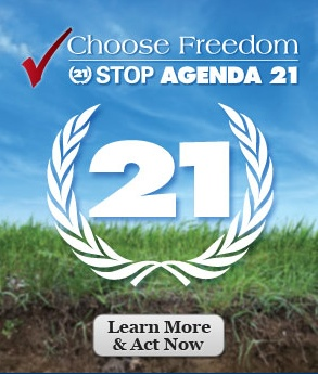 Support Oklahoma's Stop Agenda 21 Bills