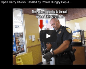Open Carry Chicks Incident in Missouri