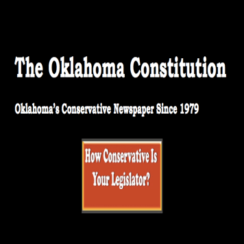 The Oklahoma Constitution Fall 2016 - Oklahoma State Legislators Rated and More!
