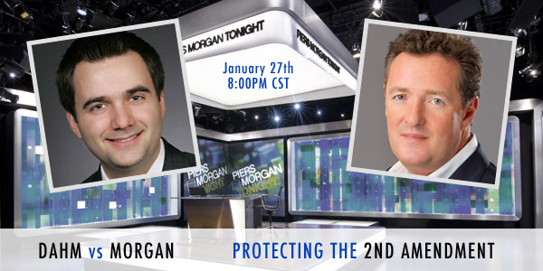Tune in Tonight to The Piers Morgan Show