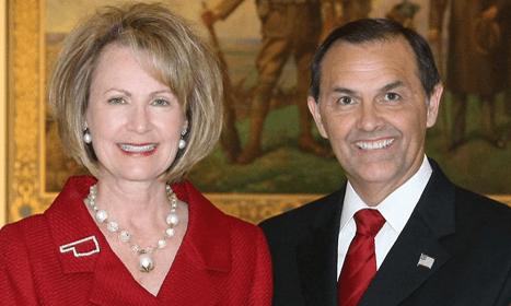 Randy and Donna Brogdon