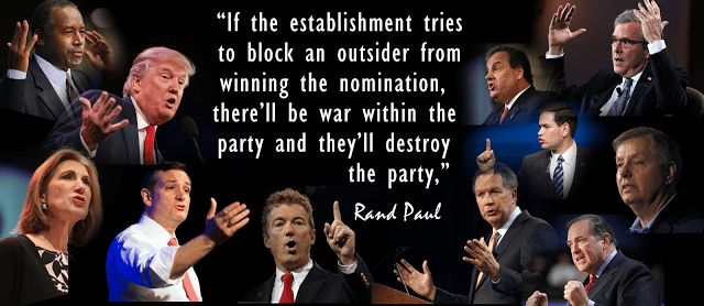 A War That Will Destroy The GOP