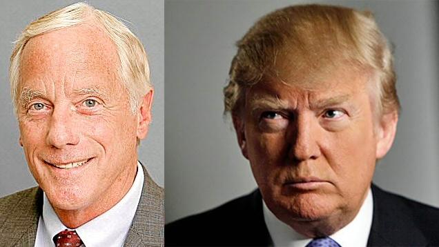Trump Selects Controversial Tulsan To Run Oklahoma Campaign
