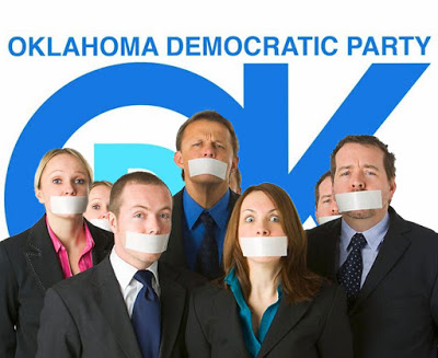Liberals Censored By OK Democrat Leadership