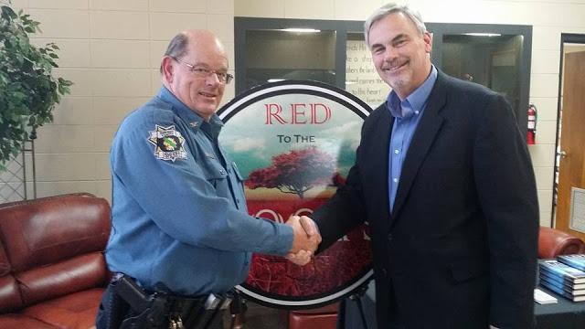 Democrat Sheriff switches to the OKGOP