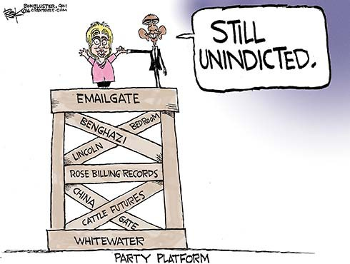 Hillary 7 Vast Right Wing Conspiracy 0