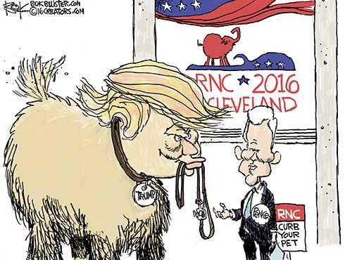 Trump's Pence Pick