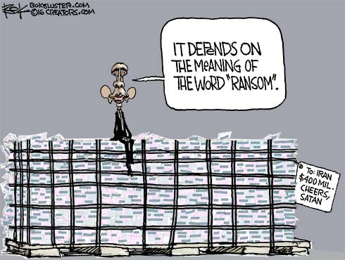 Obama No Ransom Iran Nuclear Deal Narrative