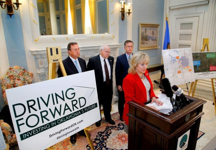Who Will Stand In the Way Of the Oklahoma Turnpike Authority?