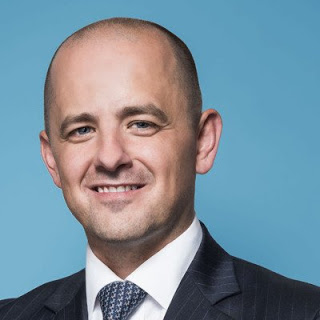 Solid red Utah going for -- Evan McMullin?  Who is He?  See Latest Polls...