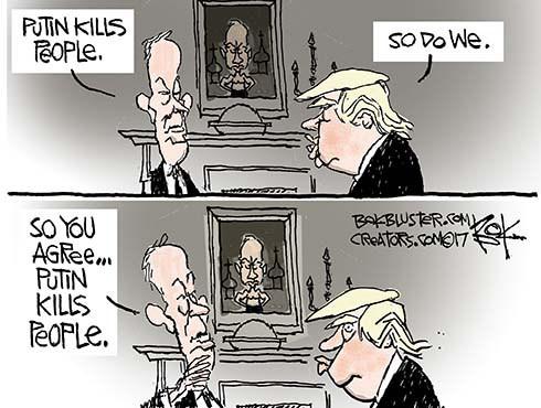 Killing Putin