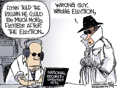 Russian Election Hacking