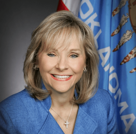 Fallin responds to Lamb's cabinet resignation