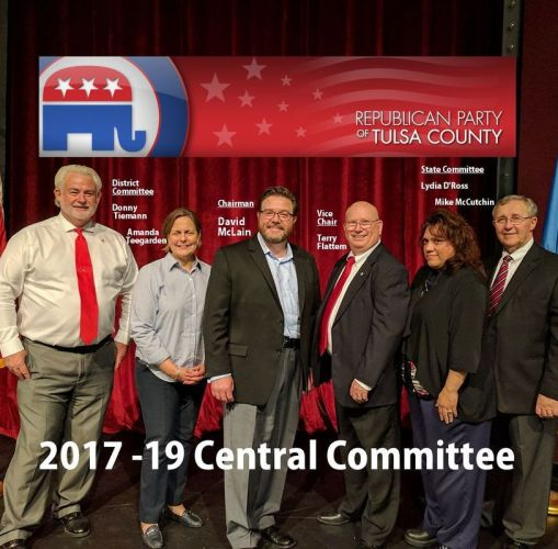 Tulsa GOP Selects New Leadership