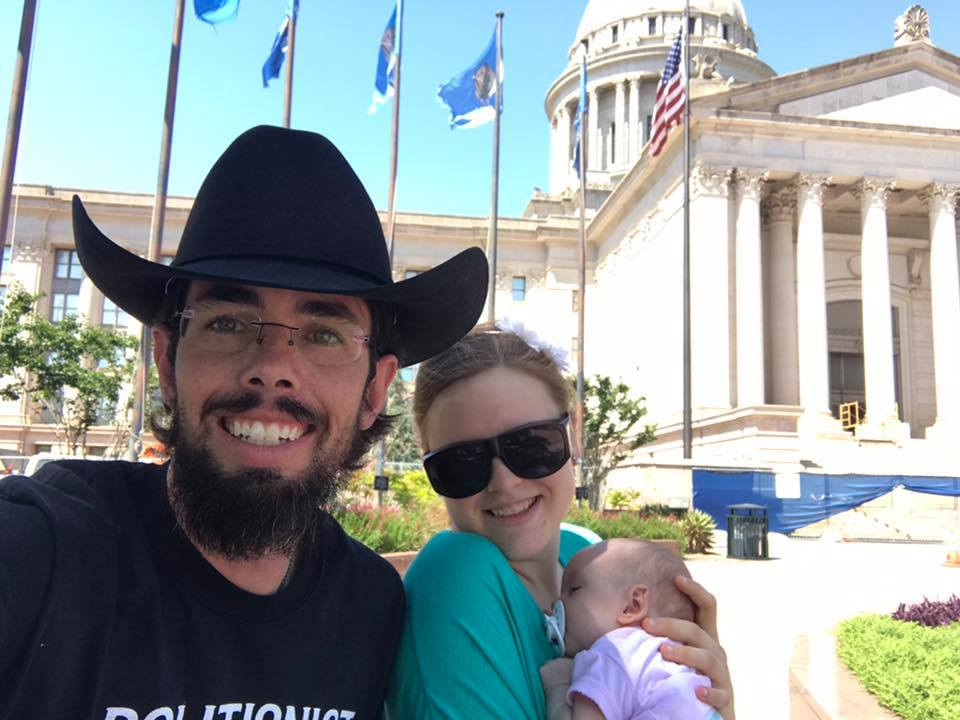 HR 1004 Passed on Monday - One More Step toward Abolishing Abortion in Oklahoma!
