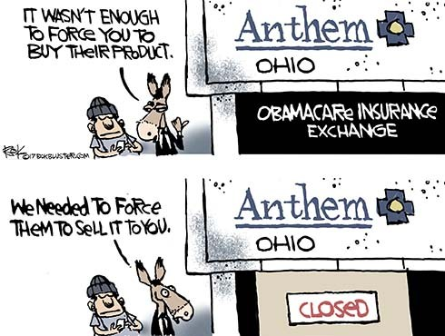 Anthem Takes a Hike