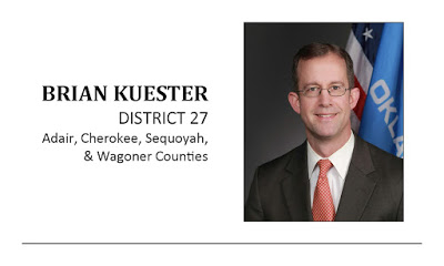 Trump nominates DA Brian Kuester for U.S. Attorney, Eastern District of Oklahoma