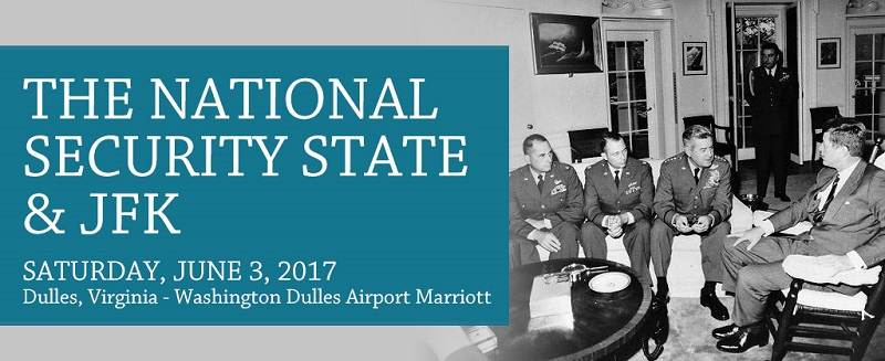 "C-SPAN to Cover ""The National Security State & JFK"" Conference this Saturday, June 3"